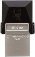 Kingston DataTraveler Micro Duo 3.0 DTDUO3 64 GB