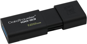 Фото Kingston DataTraveler 100 G3 128 GB (DT100G3/128GB)