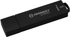 Фото Kingston Ironkey D300 Standard 128 GB