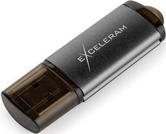 Фото Exceleram A3 Series Black 3.1 Gen 1 128 GB (EXA3U3B128)