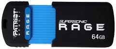 Фото Patriot Supersonic Rage XT 64 GB (PEF64GSRUSB)