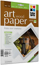 Фото ColorWay Letter Art Glossy Wood (PGA230010WLT)