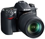 Фото Nikon D7000 Kit 18-105