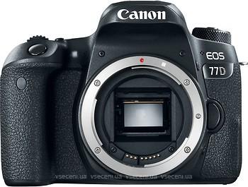 Фото Canon EOS 77D Body
