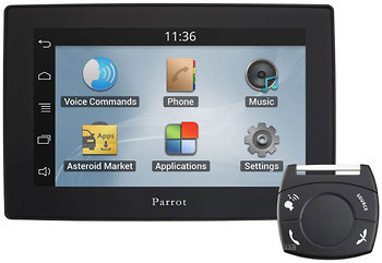 Фото Parrot ASTEROID Tablet