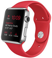 Фото Apple Watch Sport (MLLE2)