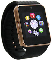 UWatch GT08 (Gold-Black)