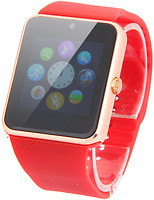 Фото UWatch GT08 Gold-Red