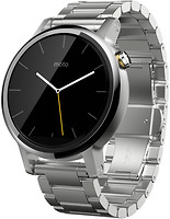 Фото Motorola Moto 360 2nd Gen. Men's 42mm Silver Steel