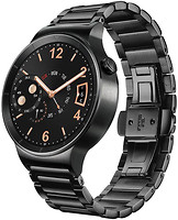 Huawei Watch Black Stainless Steel Link Band