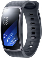 Фото Samsung Gear Fit 2 Dark Gray