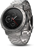 Фото Garmin Fenix Chronos with Brushed Stainless Steel Band