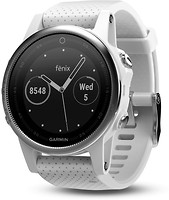 Фото Garmin Fenix 5S White with Carrara White Band
