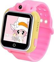 Smart Baby Watch TD-07 Pink (Q200)