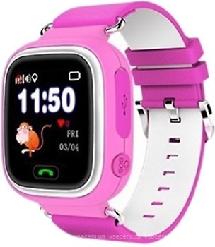 Фото Smart Baby Watch Q100 Pink