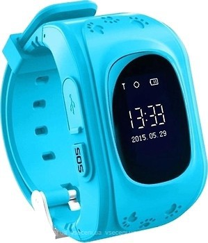Фото Smart Baby Watch Q50 Blue