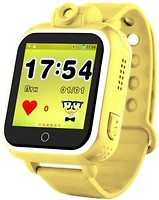 Smart Baby Watch TD-07 Yellow (Q200)