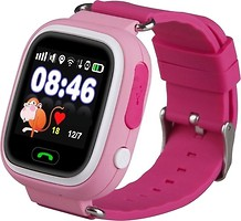 Фото Smart Baby Watch Q90 Pink