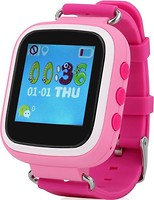 Фото Smart Baby Watch Q80 Pink