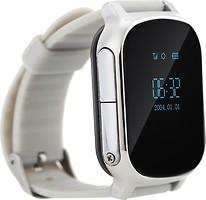 Smart Baby Watch T58 Silver
