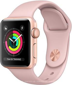 Фото Apple Watch Series 3 (MQKW2)