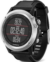 Фото Garmin Fenix 3 HR Silver Edition