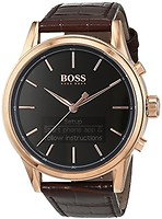 HP Boss Classic Smartwatch Rose Gold