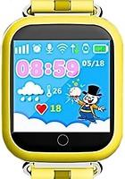 Smart Baby Watch Q100S Orange