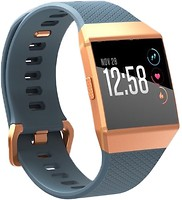 Фото Fitbit Ionic Watch Slate Blue/Burnt Orange