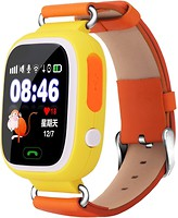 Smart Baby Watch Q90S Yellow