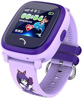 Фото Smart Baby Watch Q100 Aqua Purple