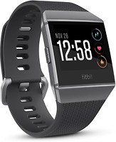 Фото Fitbit Ionic Watch Charcoal/Smoke Grey