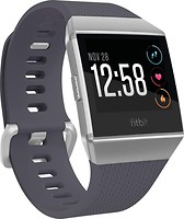 Fitbit Ionic Watch Blue Gray/Silver Gray