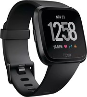 Фото Fitbit Versa Small/Large Black