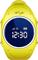 Smart Baby Watch Q520S Yellow