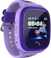 Smart Baby Watch Q300 Aqua Purple