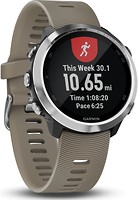 Фото Garmin Forerunner 645 with Sandstone Colored Band (010-01863-11)