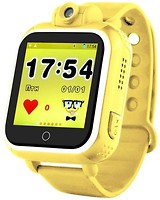Фото Smart Baby Watch TW6 Yellow