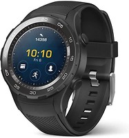 Фото Huawei Watch 2 Sport LTE Black