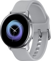 Фото Samsung Galaxy Watch Active Silver (SM-R500NZSASEK)