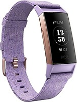 Фото Fitbit Charge 3 Lavender Woven/Rose Gold