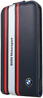 Фото CG Mobile Flap Case for iPhone 5 BMW (BMFLP5SN)