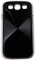 Drobak Aluminium Panel Samsung Galaxy SIII I9300 Black (215218)