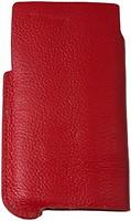 Drobak Classic pocket Nokia Lumia 520 Red (215104)
