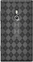 Drobak Elastic PU Nokia Lumia 520 Black (216359)