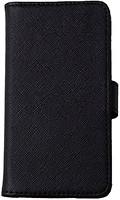 Drobak Elegant Wallet HTC One 801e (M7) (Black) (218840)