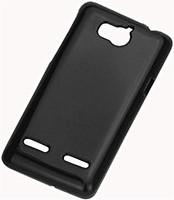 Фото Huawei G600 Flexible Protective Cover Black (Gray) (51990317)