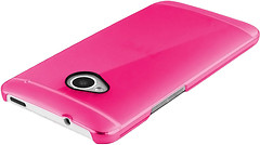ITSkins The new Ghost for HTC One/One Dual Sim Pink (HTON TNGST PINK)