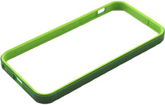 Фото JCPAL Anti shock Bumper 3 in 1 для iPhone 5S/5 Set Green (JCP3315)
