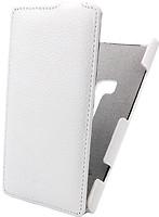 Melkco Leather Case Jacka for Nokia Lumia 920 White (NKLU92LCJT1WELC)